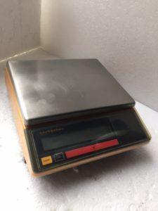Sartorus Lab scales 6