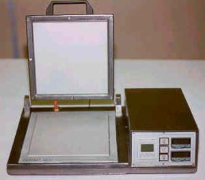 Fabric Sublimation tester